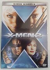 DVD • X MEN 2 XMEN Wolverine AZIONE MARVEL ITALIANO