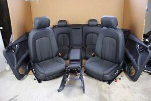 Audi A7 4G 4G8 Sportback Asientos Equipamiento Interior Cuero Paneles Refrescar