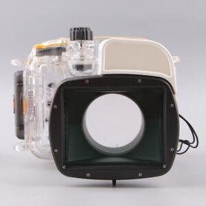 Canon WP-DC44 Waterproof Case for PowerShot G1X Digital Camera