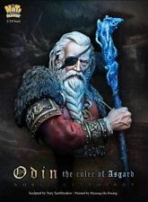 Nuts Planet, Odin, Ruler of Asgard  1/10th bust kit, NIB Unpainted Resin kit