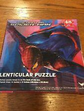 New ~ Marvel ~ The Amazing Spider-Man ~ 48 Piece Lenticular 2012 Movie Puzzle #2