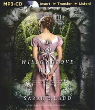 Sarah LADD / A LADY of WILLOWGROVE HALL          [ Audiobook ]