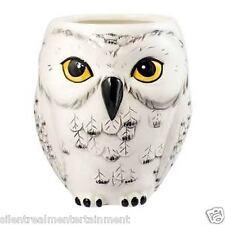 "Harry Potter Hedwig Owl Shaped Mug by Monogram 4 1/2"" Tall"