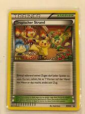 Pokemon 2012 World Championships Stamped German Promo Card BW50 - NM/MT