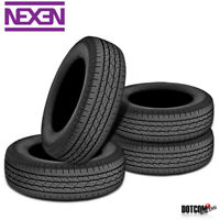 4 X New Nexen Roadian HTX RH5 265/70/18 116S Highway All-Season Tire