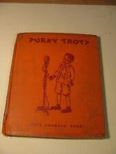 Vintage Turky Trott and Black Santa