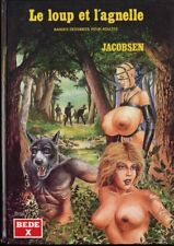 BD adultes  Le loup et l'agnelle