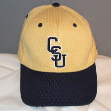 CSU Embroidered Fitted 7 1/2 Polyester Mesh Fabric Style Ball Cap by The Game