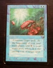 MANA DRAIN : carte MTG MAGIC The Gathering (anglais LEGENDS envoi suivi)