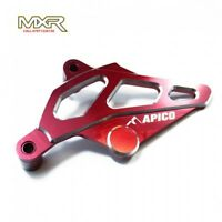 HONDA CRF 450 R 450 RX 2017-2018 FRONT SPROCKET COVER / FRONT CHAIN GUARD RED