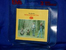 THE BEATLES  Ballad of john and Yoko / Old Brown Shoe  CD SINGOLO NUOVO!!!