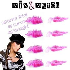 Best Seller 96 Mix&Match dual system forms Plus free gift of 40 ProNails Forms