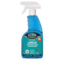 Shower Cleaner Eco Friendly Lencia 750ml HD Video Of This In Action