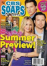 Young & the Restless Summer Preview - June 13, 2016 CBS Soaps In Depth Magazine