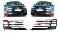 Pour VW Golf 7 MK7 Gti / GTD 2013-2017 Pare-Choc Grilles De Phare Antibrouillard