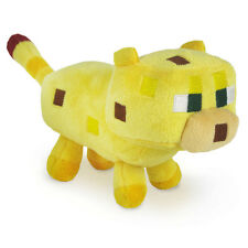 Minecraft 7-inch Soft Ocelot Plush Toy Yellow