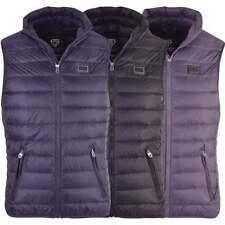 Men's Funnel Neck Waist Length Gilets Bodywarmers Coats & Jackets