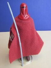 COMPLETE ORIGINAL vintage star wars EMPERORS ROYAL GUARD ACTION FIGURE ROTJ U90