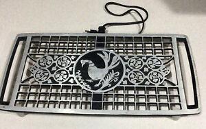 Vintage Rare Pheasant Warming Tray By Williamsburg Electric Retro Kitchen