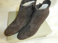 Ladies Ankle Boots HOBBS - Brown Suede - Style is Lizzy -  Size 6 / 39 - BNIB
