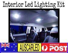 Landrover Discovery 4 Interior light BRIGHT WHITE LED GLOBE BULB upgrade kit