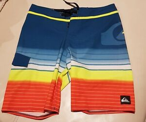 QUIKSILVER Boys Youth Size 14 Boardshorts - Brand new . No Tags