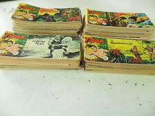 69 x Comic - Piccolo Tibor Sammlung - viele unter Nr. 100 - Lehning - Z. 2-3/3