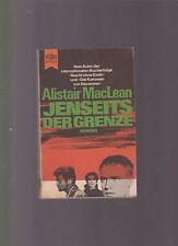 Jenseits der Grenze - MacLean, Alistair