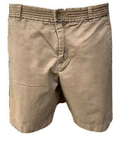 Natural Reflectons Womens Khaki Shorts Size 12