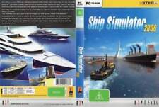 SHIP SIMULATOR 2006 + 2008 PC comprensivo di seriali x PC