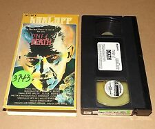 Dance of Death (VHS, 1987) Boris Karloff Edgar Allan Poe
