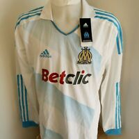 Superbe maillot de football OM marseille ADIDAS  2011