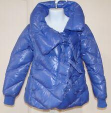 DIESEL Kids Girls Blue PUFFER Coat Jacket Size XS