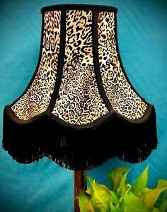 Animal Print Table Floor Standard Lamp Lampshades Ceiling Chandelier Wall Lights
