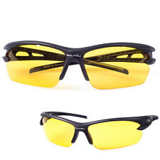 Night Vision Men Cycling Bicycle Sports Driving Fishing Sunglasses Glasses 7HW
