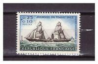 s24856) FRANCE 1965 MNH** Stamp Day 1v ship