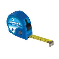 Genuine Silverline Measure Mate Tape 8m / 26ft x 25mm   675242