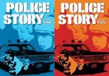 Police Story Complete Seasons 1 & 2 DVD Set Collection Series 1973 1974 1975 Tv
