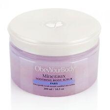 Obey Your Body Exfoliation Dead Sea Body Scrub Paris scent ObeyYourBody