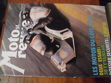 µ?  Moto Revue n°2296 New KTM Yamaha TY50 125S MV Agusta  Poster G.Nixon