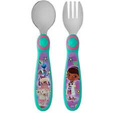 Doc Mcstuffins Fork and Spoon