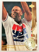 1994 Upper Deck USA Basketball Michael Jordan #85 HOF NM+