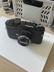 Voigtlander Bessa T - voigtlander Leica M Mount + 35mm Voigtlander F2.5 Lens