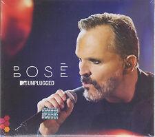 CD / DVD - Miguel Bose MTV Unplugged EL NUEVO (2016 Warner Music) USA SELLER !!