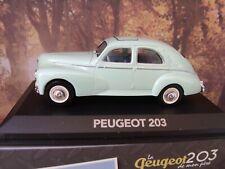 1/43 ATLAS  Peugeot - 203