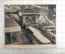 1963 Consett Iron Company, Hownsgill 4 High Plate Mill In Action