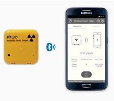 SMART INALÁMBRICO CONTADOR GEIGER RADIACIÓN METER PARA SMARTPHONE iOS SMW