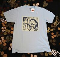 ONE PIECE X UNIQLO Shonen Jump 50th Graphic Tee Shirt Brand New S, M, L, XL