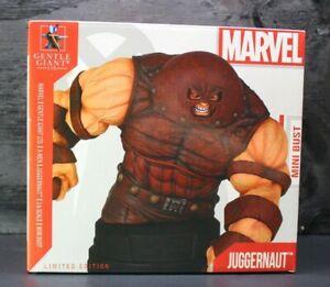 MARVEL GENTLE GIANT JUGGERNAUT 1/6 SCALE STATUE BUST 429/910 (2013)