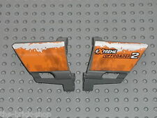 LEGO technic DkStone Panel Fairing 22 & 23 ref 44352 & 44353 Set 8297 Off-Roader
